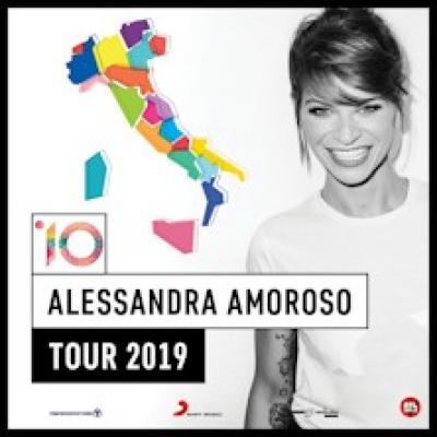 Alessandra Amoroso - Bari - 9 e 10 maggio