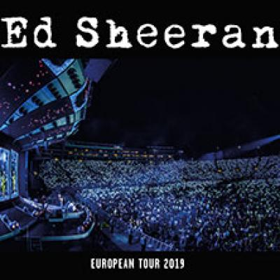 Ed Sheeran European Tour