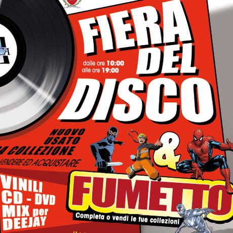 Fiera del Disco e del Fumetto - Ancona - 30 e 31 marzo