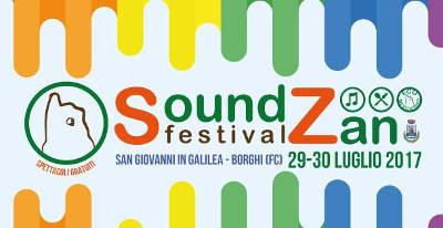 SoundZan Festival: percorsi sonori, culinari ed EcoMercatino