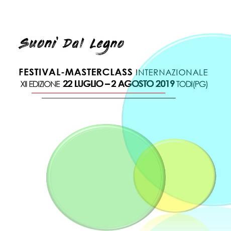Suoni dal Legno - Todi (PG) - dal 22 luglio al 2 agosto