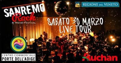 Sanremo rock 2019 - Veneto, seconda tappa