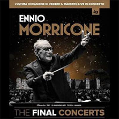 Ennio Morricone - Roma - dal 15 al 23 giugno