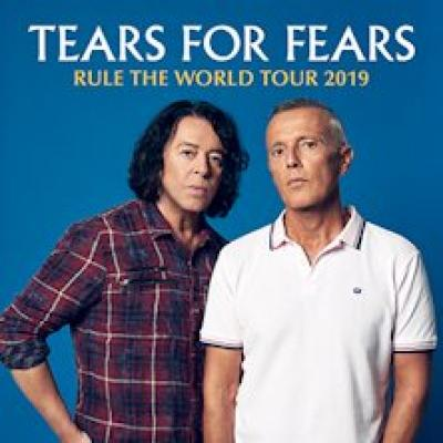 Tears For Fears - Roland Orzabal e Curt Smith