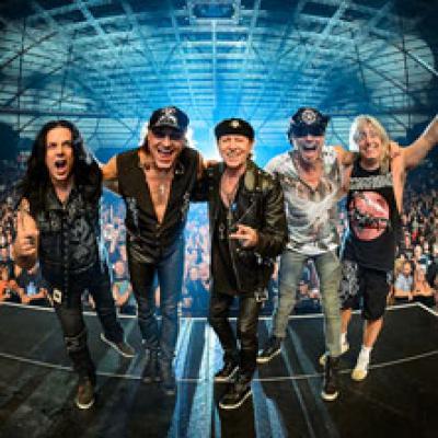 Scorpions - Lucca - 27 luglio