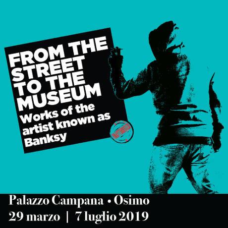 Banksy - Osimo (AN) - dal 28 marzo al 7 luglio