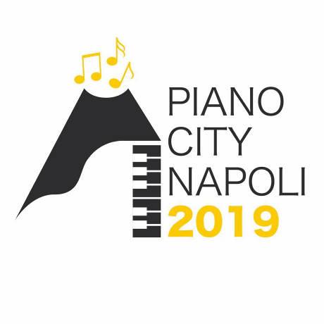 logo Piano city Napoli 2019 , dalla paginaFB ufficiale