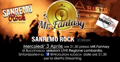 Sanremo Rock 2019 - Lombardia tappa 4