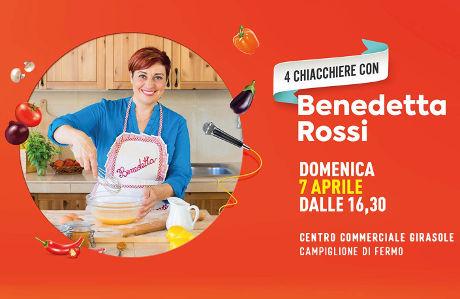 Incontro con Benedetta Rossi di
