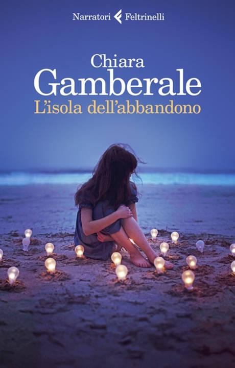 """Chiara Gamberale presenta """"L'Isola dell'Abbandono"""". © LaFeltrinelli."""