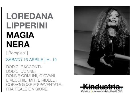 Loredana Lipperini presenta