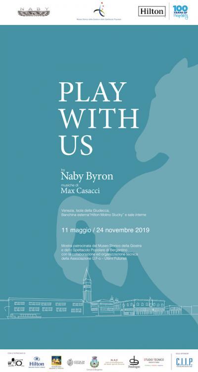 'Play with Us'  dall'arte popolare all'arte moderna - Venezia - da maggio a novembre