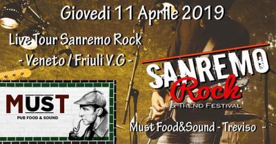 Sanremo Rock 2019 - finale regionale Veneto e Friuli Venezia Giulia