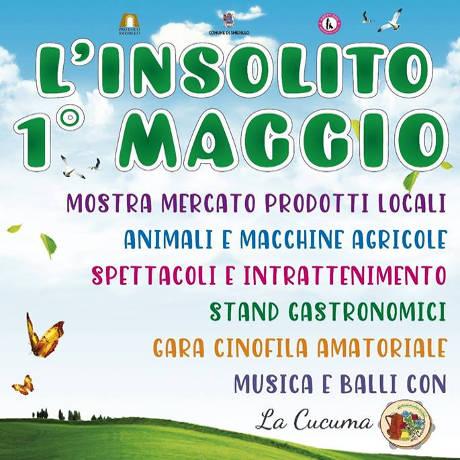 L'insolito primo Maggio - Smerillo (FM)