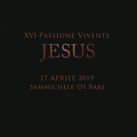 Passione Vivente sammichele di Bari 2019