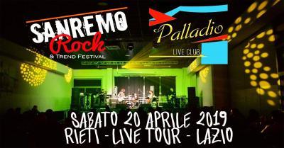 Sanremo Rock 2019 - Lazio-Abruzzo girone 4