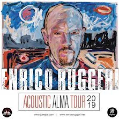 Enrico Ruggeri, Acoustic Tour 2019