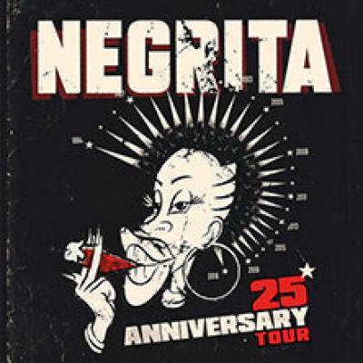 Negrita 25 Anniversay Tour