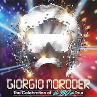 Giorgio Moroder - Merano (BZ) - 13 luglio