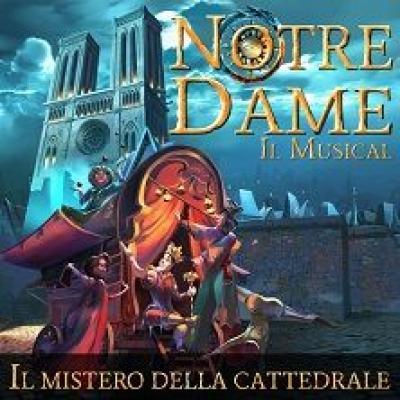 Notre Dame, il musical - Genova - dal 24 al 26 maggio