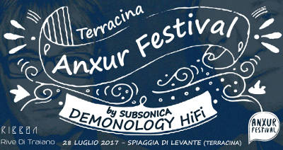 Demonology HiFi by Subsonica - Anxur Festival -Terracina