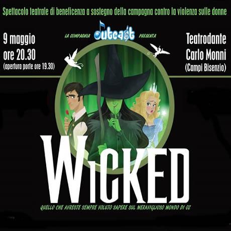 Wicked, locandina