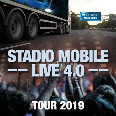 Stadio Mobile Live 4.0 - Tour 2019