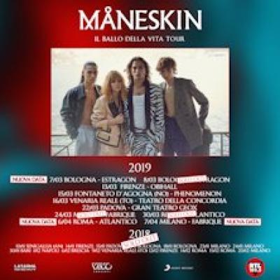 Maneskin - Macerata - 25 agosto