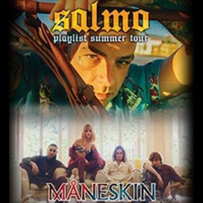 Salmo e Maneskin - Barolo (CN) - 6 luglio