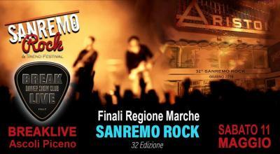 Sanremo Rock 2019 Marche finali