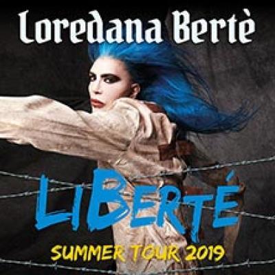 Loredana Bertè - Verona - 1 settembre