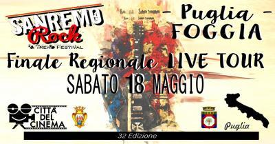 Sanremo Rock 2019 Puglia finali