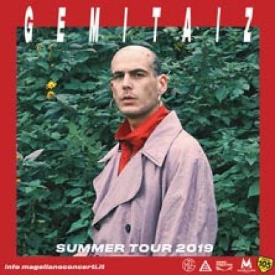 Gemitaiz @Indimenticabile Festival - Bologna - 13 luglio