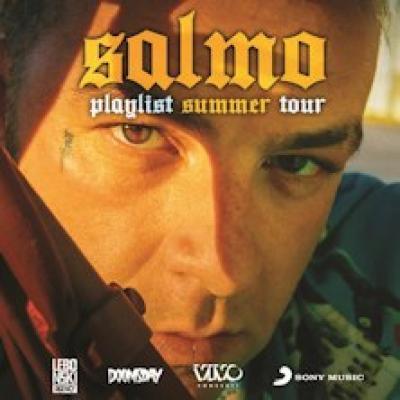 Salmo @Noisy Naples Fest - Napoli - 26 luglio