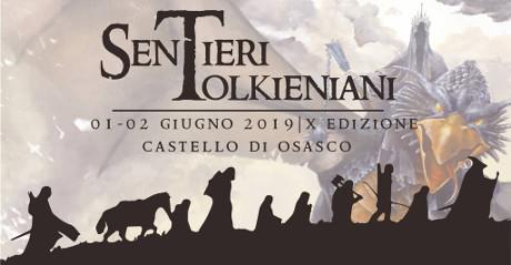 Sentieri Tolkieniani 2019 @ Castello di Osasco - 01-02 giugno 2019
