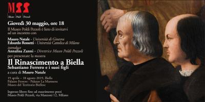 Il Rinascimento biellese - Milano 30 maggio