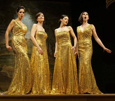 foto del quartetto Incanto