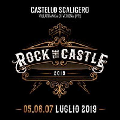 Rock the Castle 2019 - Villafranca di Verona - 5, 6 e 7 luglio