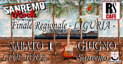 finale regionale Sanremo Rock 2019 Liguria