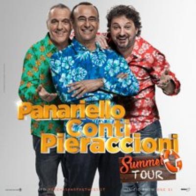 Panariello Conti Pieraccioni - Frosinone - 18 giugno
