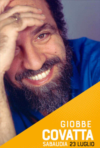 Giobbe Covatta - Sabaudia (LT)
