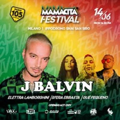 J.Balvin - Mamacita Festival