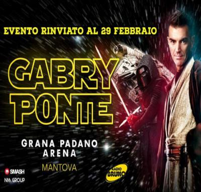 Gabry Ponte - Grana Padano Theatre
