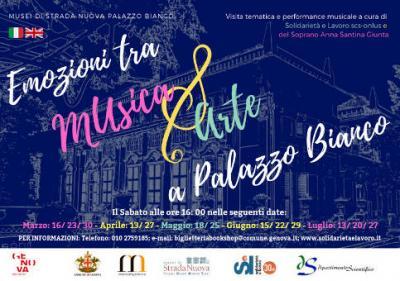 Emozioni tra Musica ed Arte a Palazzo Bianco - Genova