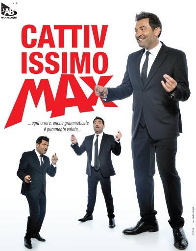 poster Max Giusti