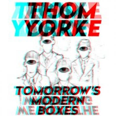 Thom Yorke Tomorrow's Modern Boxes - Roma - 21 luglio