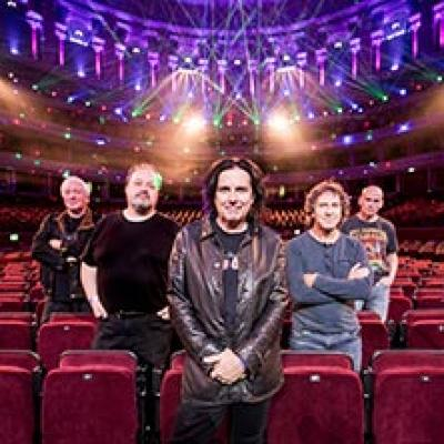 Marillion with friends from the Orchestra - Roma - 12 dicembre