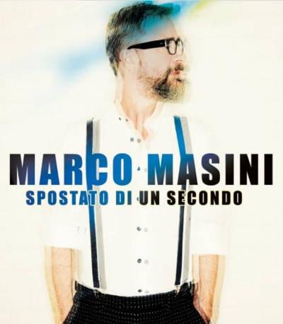 manifesto spostato di un secondo Marco Masini