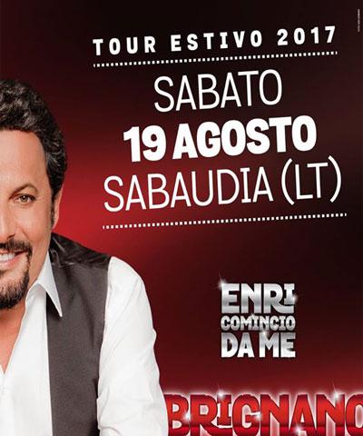 Serata di grande comicità con Enrico Brignano - Sabaudia (LT)
