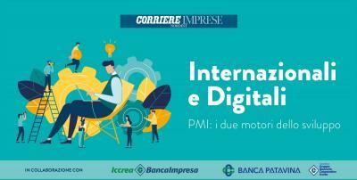 internazionali e digitali Padova